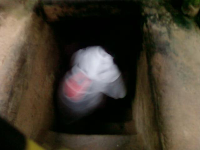 クチトンネル潜入