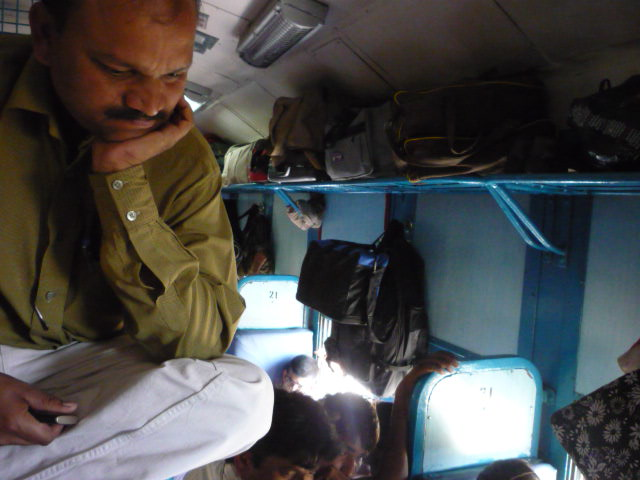 train to Bhopal