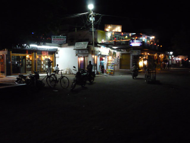 Khajuraho night